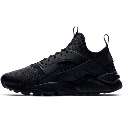 Nike - Baskets  Air Huarache Run Ultra SE - 875841 Noir - Chaussures Baskets basses Homme