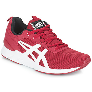 26c1338edf8fa Chaussures Baskets basses Asics GEL-LYTE RUNNER Rouge   Blanc