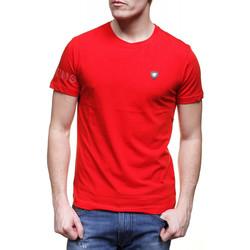 Vêtements Homme T-shirts manches courtes Redskins T Shirt Thanos warner Rouge Rouge