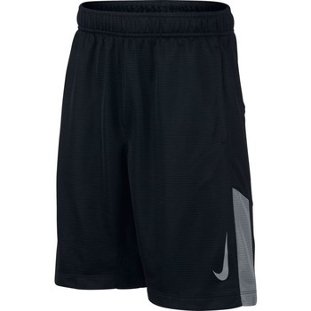 Vêtements Garçon Shorts / Bermudas Nike Boys'  Dry Training Shorts 892496 010 NEGRO