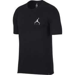 Vêtements Homme T-shirts manches courtes Air Jordan - T-Shirt Jumpman Air Embroidered - AH5296 Noir