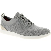 Chaussures Homme Baskets basses UGG FELI HYPERWEAVE gris