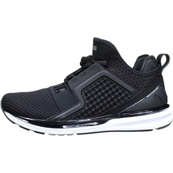 Chaussures Homme Baskets basses Puma Ignite Limitless Weave 190503 - 02 Black Noir