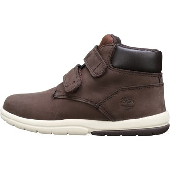 Chaussures Garçon Boots Timberland New Toddle Tracks H Marron