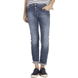Vêtements Femme Jeans boyfriend Please Jeans Boyfit STONE USED