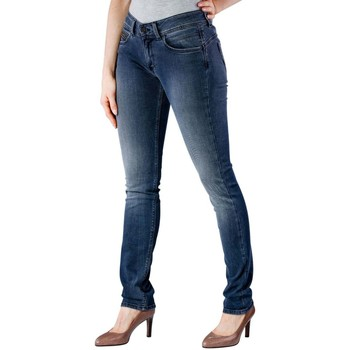 Vêtements Femme Jeans slim Pepe jeans JEAN SLIM NEW BROOKE BRUT USED