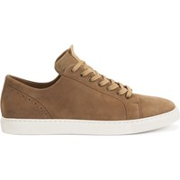 Chaussures Homme Baskets basses Heyraud Tennis GUILLYAN Beige