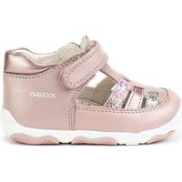 Chaussures Enfant Sandales et Nu-pieds Geox New Balu Girl Rose