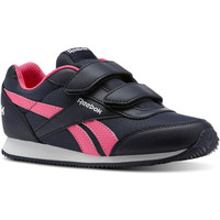 Chaussures Fille Baskets basses Reebok Classic Reebok Royal Classic Jogger 2.0 2V Bleu