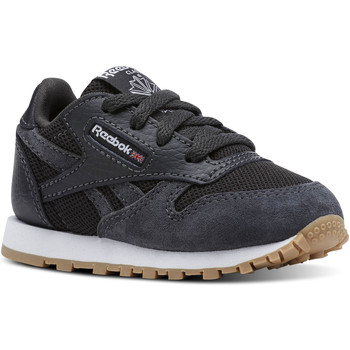 Chaussures Enfant Baskets basses Reebok Classic Classic Leather ESNTLS Noir / Blanc