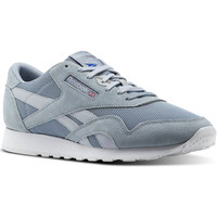 Chaussures Homme Baskets basses Reebok Classic Classic Nylon OM Gris / Blanc