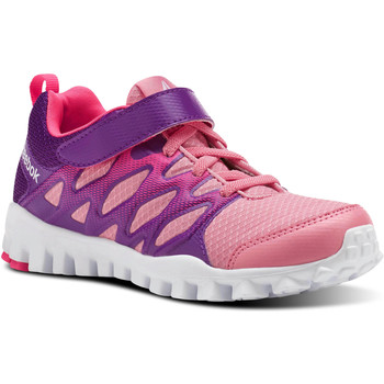 Chaussures Fille Fitness / Training Reebok Sport RealFlex Train 4.0ALT Violet