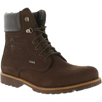 Chaussures Homme Boots Panama Jack LINDEL GTX C1 Marr?n