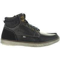 Xti 47064 Negro - Chaussures Basket montante Homme