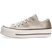 Chaussures Femme Baskets basses Converse 561041C CHUCK TAYLOR LIFT OX SNEAKERS Femme GOLD GOLD