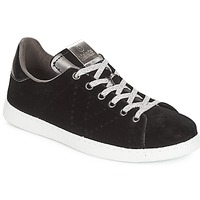 Chaussures Femme Baskets basses Victoria DEPORTIVO TERCIOPELO Noir