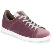 Chaussures Femme Baskets basses Victoria DEPORTIVO TERCIOPELO Violet