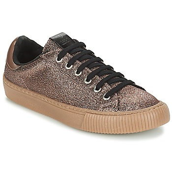 Chaussures Baskets basses Victoria DEPORTIVO METALIZADO Bronze