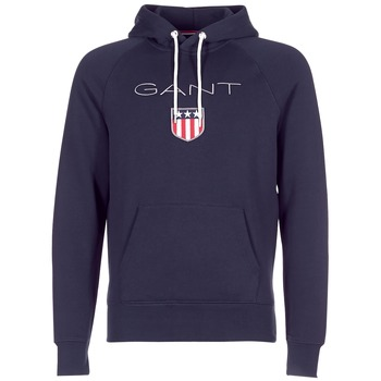 Vêtements Homme Sweats Gant GANT SHIELD SWEAT HOODIE Marine