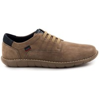 Chaussures Homme Baskets basses CallagHan 11004 Beige