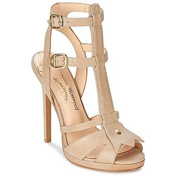 Chaussures Femme Sandales et Nu-pieds Vivienne Westwood CAVIL Beige