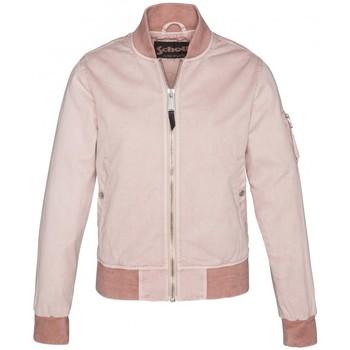 Vêtements Femme Blousons Schott Blouson BOMBER  JKT NORTH   Blush Rose