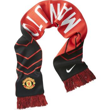 Accessoires textile Homme Echarpes / Etoles / Foulards Nike Echarpe  Manchester United Supporters 2014/2015 - 619339-010 Noir