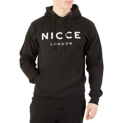 Vêtements Homme Sweats Nicce London Homme Sweat à capuche original avec logo, Noir noir