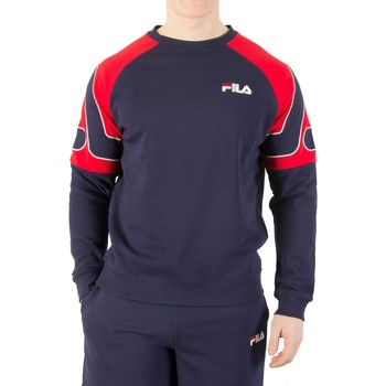 Vêtements Homme Sweats Fila Vintage Homme Aria Archive Sweat Raglan, Bleu bleu