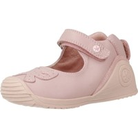 Chaussures Fille Ville basse Biomecanics 182130 Rose