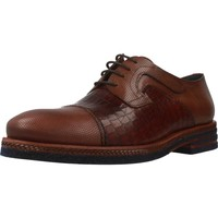 Chaussures Homme Derbies Angel Infantes 02036A Marron