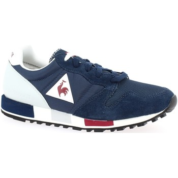 Chaussures Homme Baskets basses Le Coq Sportif OMEGA marine