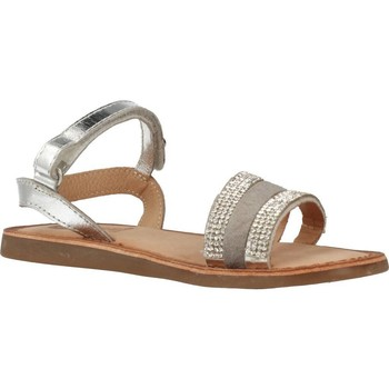 Chaussures Fille Sandales et Nu-pieds Gioseppo 44650G Argent