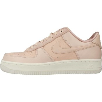 Chaussures Femme Baskets basses Nike AIR FORCE 1 07 LX Rose