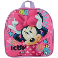 Sacs Fille Sacs à dos Disney SAC A DOS MATERNELLE ROSE-MINNIE ROSE
