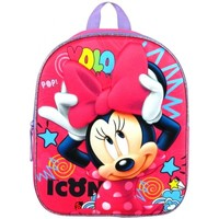 Sacs Fille Sacs à dos Disney SAC A DOS 31CM ROSE-MINNIE ROSE