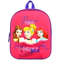Sacs Fille Sacs à dos Disney SAC A DOS 31CM ROSE-PRINCESS ROSE