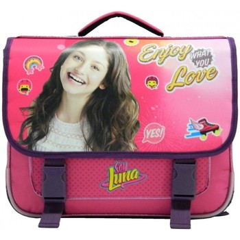 Sacs Fille Cartables Disney CARTABLE 38 CM ROSE-SOY LUNA ROSE