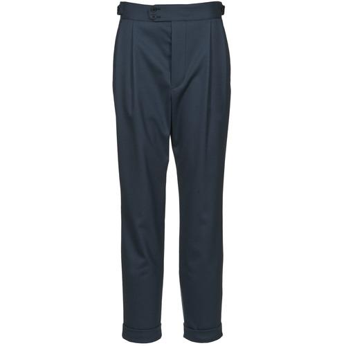Pantalons Joseph DEAN Marine 350x350
