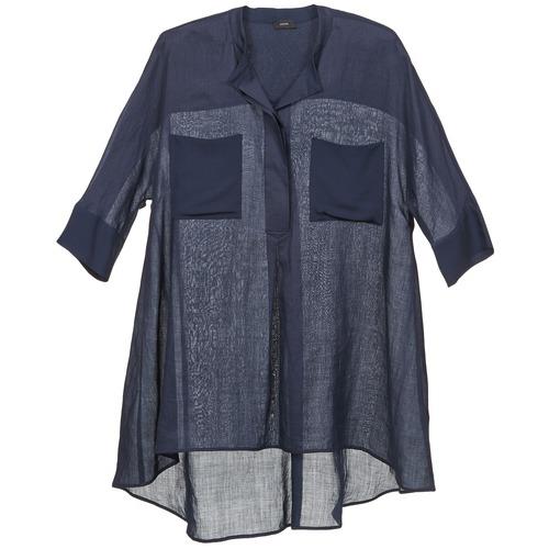 Vêtements Femme Tops / Blouses Joseph HEATHER Marine