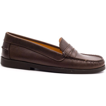Chaussures Enfant Mocassins Boni Classic Shoes Boni Horace - Mocassins enfant cuir Marron
