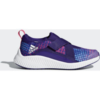 Chaussures Fille Baskets mode adidas Performance Chaussure FortaRun X Violet / Blanc / Rose