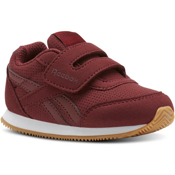 Chaussures Enfant Baskets basses Reebok Classic Reebok Royal Classic Jogger 2.0 KC Red