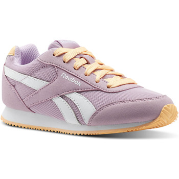 Chaussures Fille Baskets basses Reebok Classic Reebok Royal Classic Jogger 2.0 Rose / Blanc
