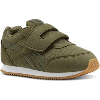 Chaussures Enfant Baskets basses Reebok Classic Reebok Royal Classic Jogger 2.0 KC Green