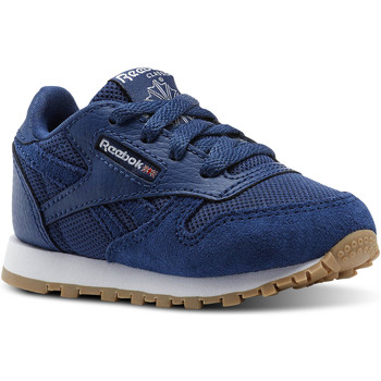 Chaussures Enfant Baskets basses Reebok Classic Classic Leather ESNTLS Blanc