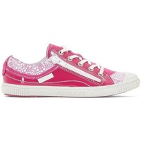 Chaussures Fille Baskets mode Pataugas BISK rose