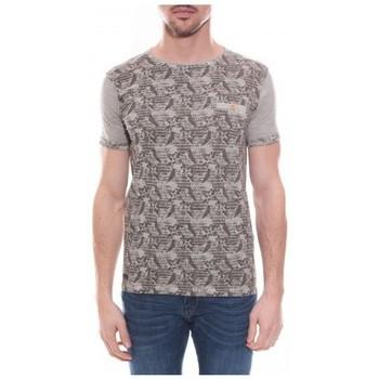Vêtements Homme T-shirts & Polos Ritchie T-shirt col rond en coton NAGOYA Beige