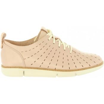 Chaussures Femme Ville basse Clarks 26132527 TRI ETCH Beige