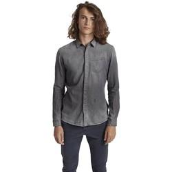 Vêtements Homme Chemises manches longues Pearly King JARGON Gris